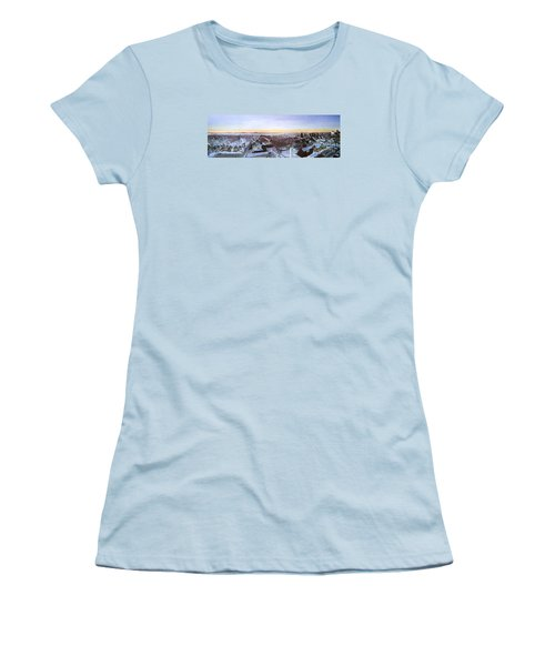 Sentinels At Dawn Women's T-Shirt (Athletic Fit)