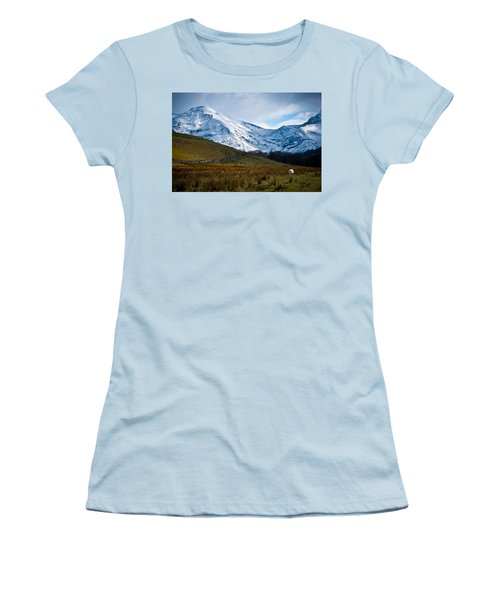 Amazing Grazing Women's T-Shirt (Athletic Fit)