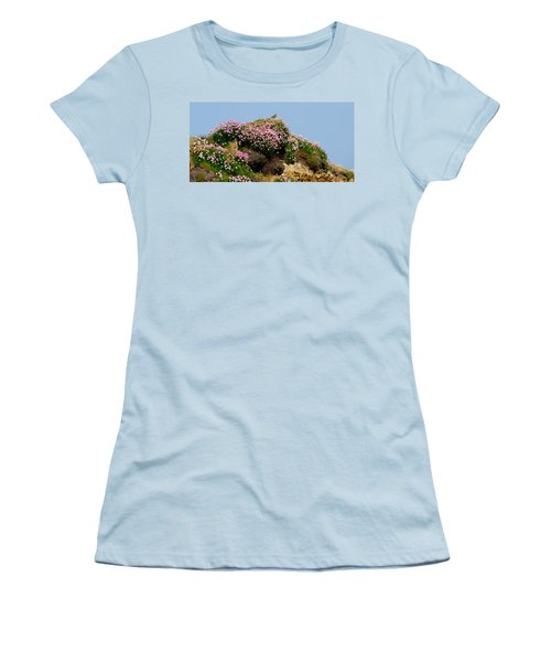 Women's T-Shirt (Junior Cut) featuring the photograph Beauty by Barbara Walsh