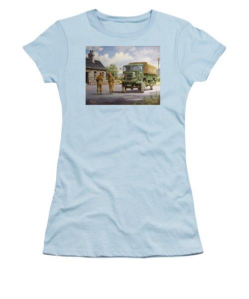 Bedford Ql Women's T-Shirt (Athletic Fit)