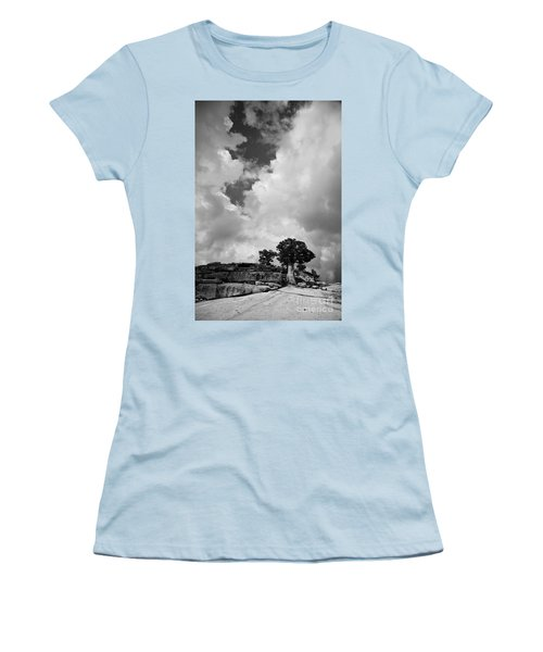 Before The Storm 2 Women's T-Shirt (Athletic Fit)