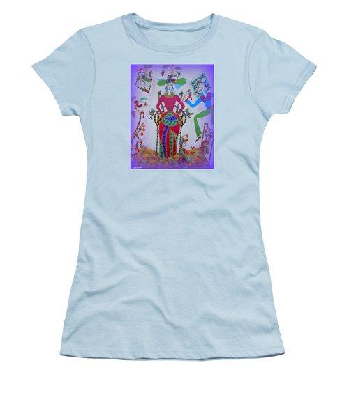 Eleonore Von Claus  Mirabel And Picolino Women's T-Shirt (Junior Cut) by Marie Schwarzer