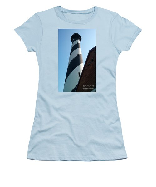 Hatteras Light Women's T-Shirt (Athletic Fit)