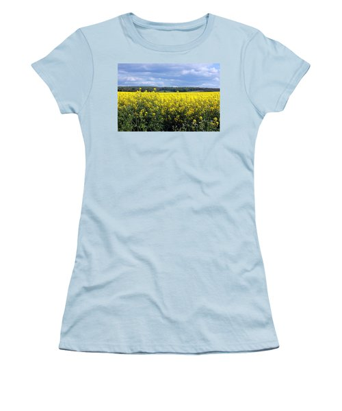 Hay Fever Women's T-Shirt (Athletic Fit)