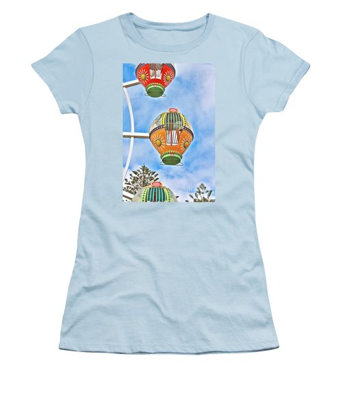 In Descent Women's T-Shirt (Athletic Fit)
