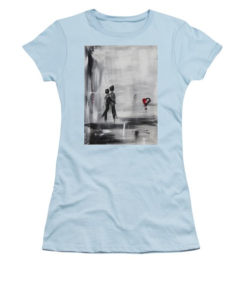 Love Story 1 Women's T-Shirt (Athletic Fit)
