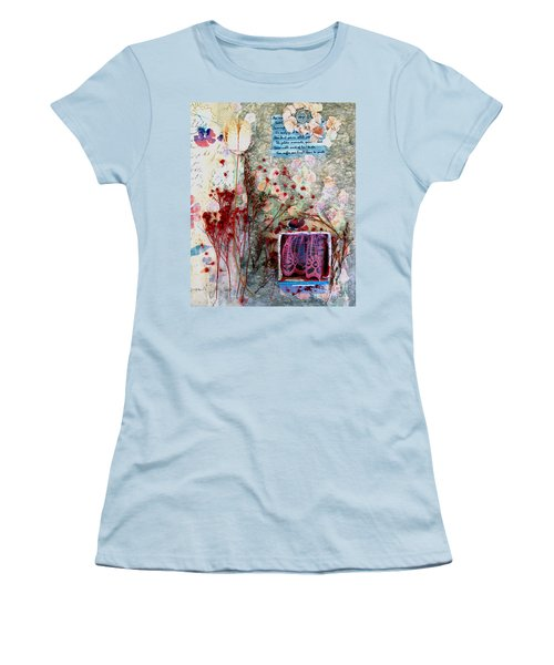 My Stage Women's T-Shirt (Junior Cut) by Sandy McIntire