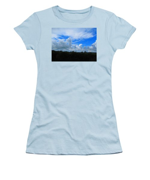 Welsh Sky Women's T-Shirt (Athletic Fit)