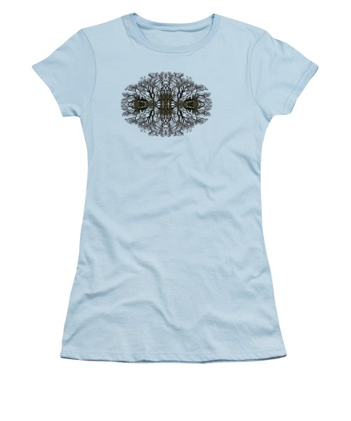 Bare Tree Women's T-Shirt (Athletic Fit)