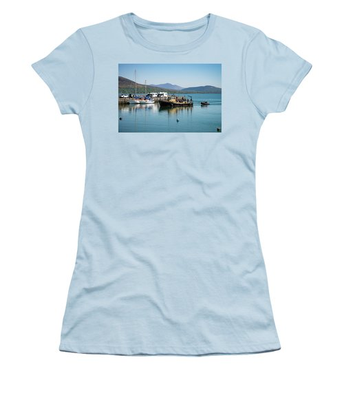 Carlingford Lough Women's T-Shirt (Athletic Fit)