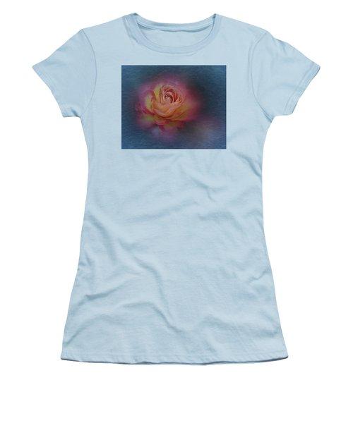 End Of September 2016 Rose Women's T-Shirt (Junior Cut) by Richard Cummings