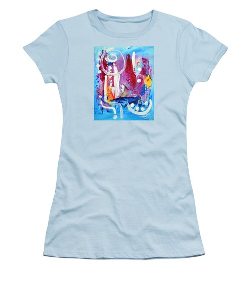 Euphoria Women's T-Shirt (Athletic Fit)