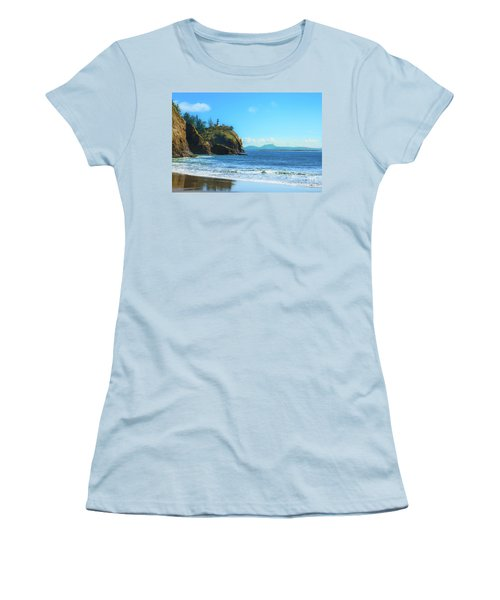 Great View Women's T-Shirt (Junior Cut) by Robert Bales