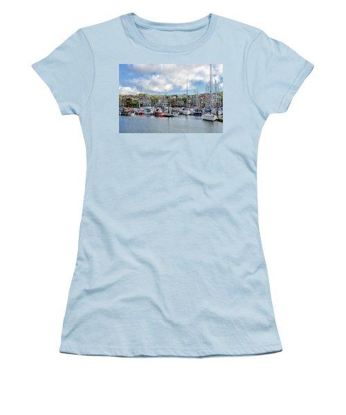 Kinsale Harbor  Women's T-Shirt (Athletic Fit)