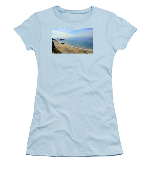 Laguna Beach California Women's T-Shirt (Athletic Fit)