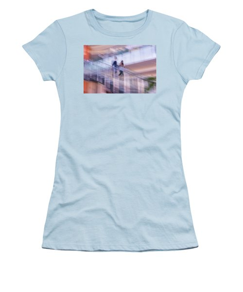 Life In The Fast Lane Women's T-Shirt (Athletic Fit)