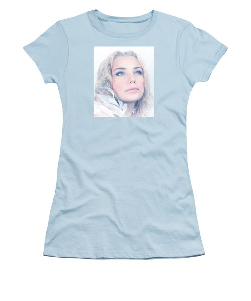 Portrait Of Gorgeous Female Women's T-Shirt (Athletic Fit)
