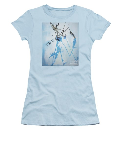 Silent Winter Women's T-Shirt (Athletic Fit)