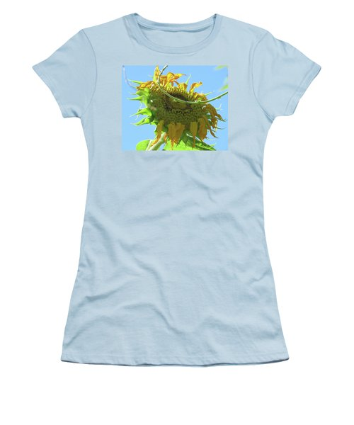 Sunshine In The Garden 32 Women's T-Shirt (Junior Cut) by Brooks Garten Hauschild