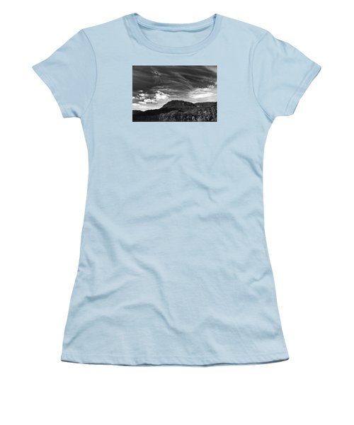 Tennessee River Gorge Women's T-Shirt (Athletic Fit)