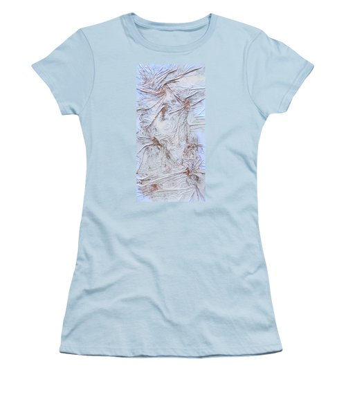 Textured Sunshine Women's T-Shirt (Athletic Fit)