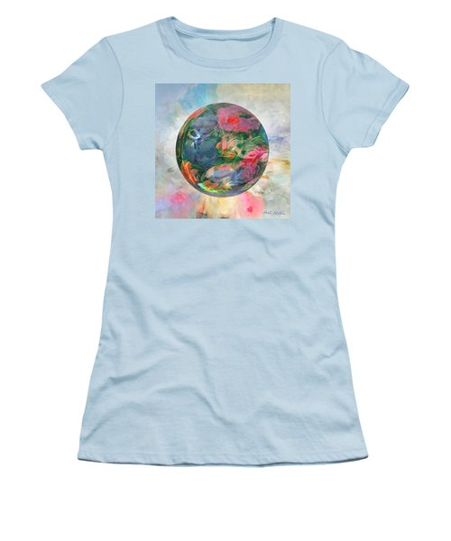 Watermark Women's T-Shirt (Athletic Fit)