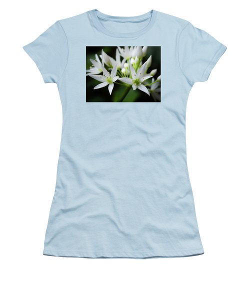 Wild Garlic Women's T-Shirt (Athletic Fit)