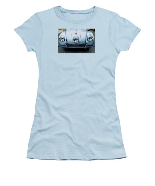 Women's T-Shirt (Junior Cut) featuring the photograph 1947 Tatra T87 by M G Whittingham