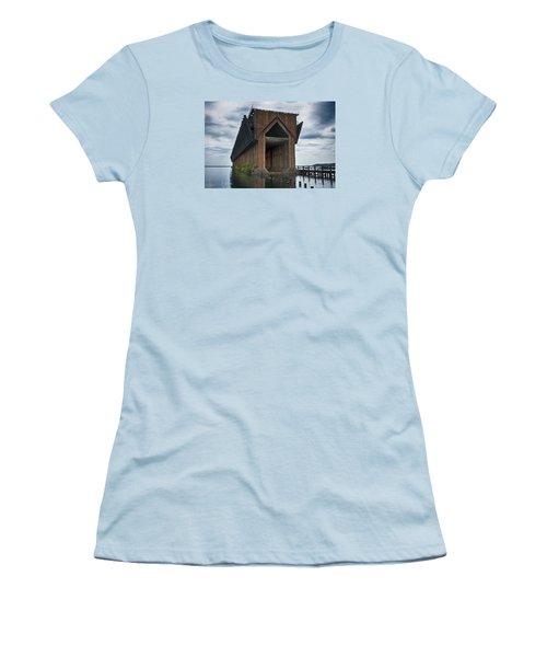 1971 Women's T-Shirt (Junior Cut) by Dan Hefle