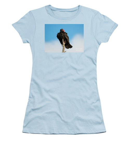 Looking For A Meal Women's T-Shirt (Junior Cut) by Mike Dawson