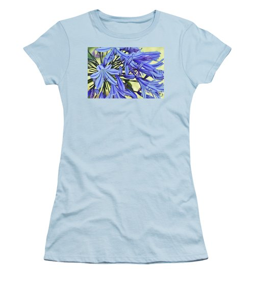 the lily of the Nile... Women's T-Shirt (Athletic Fit)