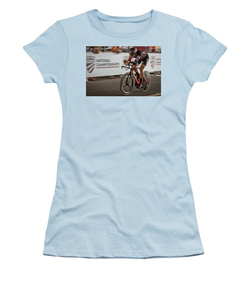 2017 Time Trial Champion Women's T-Shirt (Athletic Fit)
