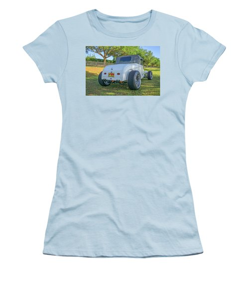 29 Steel Body Women's T-Shirt (Athletic Fit)