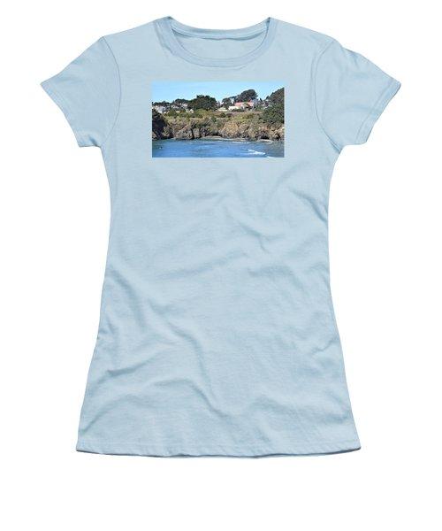 Mendocino Women's T-Shirt (Athletic Fit)