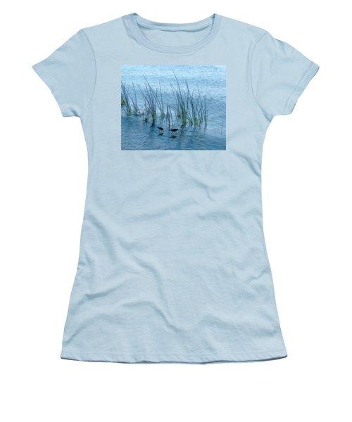 4177 Women's T-Shirt (Junior Cut) by Peter Holme III