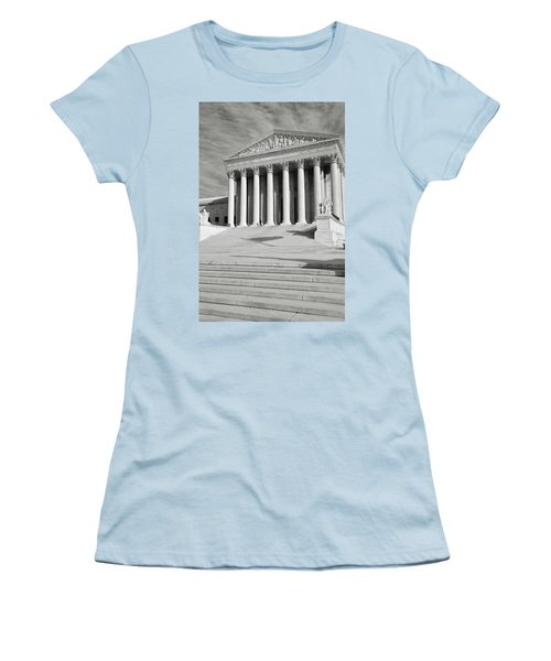 Supreme Court Of The Usa Women's T-Shirt (Athletic Fit)
