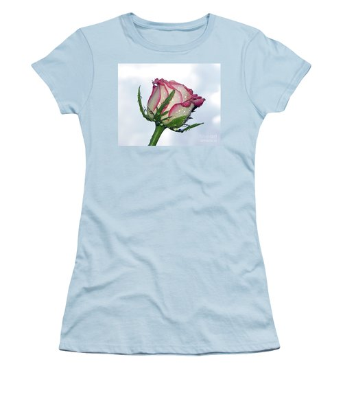 Beautiful Rose Women's T-Shirt (Athletic Fit)