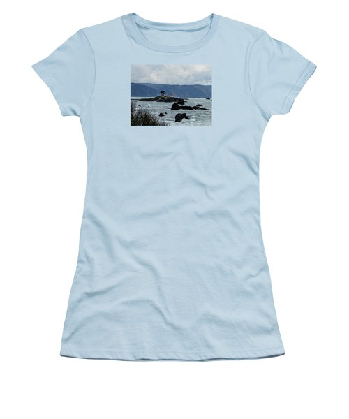 Winter White Women's T-Shirt (Athletic Fit)