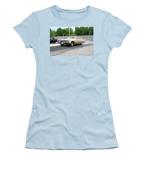 8566 06-15-2015 Esta Safety Park Women's T-Shirt (Athletic Fit)