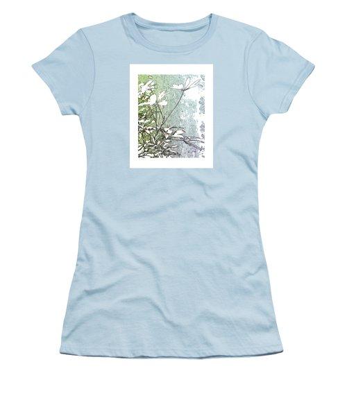 #88 Women's T-Shirt (Junior Cut) by Steve Godleski