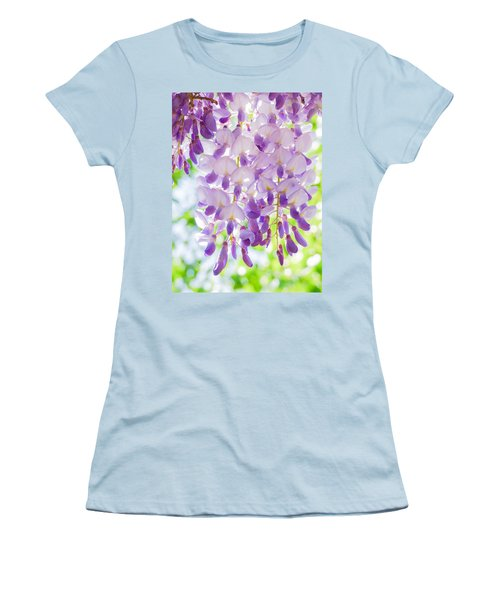 A Bright Sunshiny Day  Women's T-Shirt (Athletic Fit)