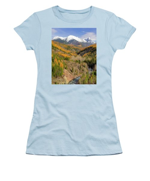 A River Runs Through It Women's T-Shirt (Athletic Fit)