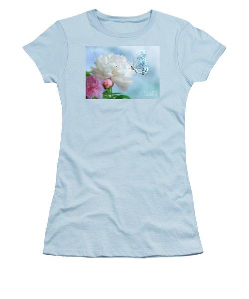 A Soft Landing Women's T-Shirt (Athletic Fit)