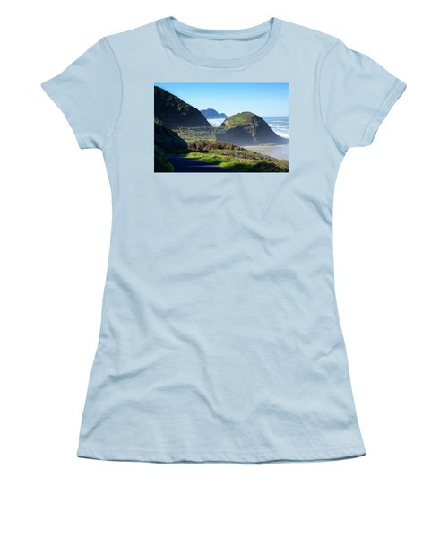 A State Of Mind Women's T-Shirt (Junior Cut) by Kandy Hurley