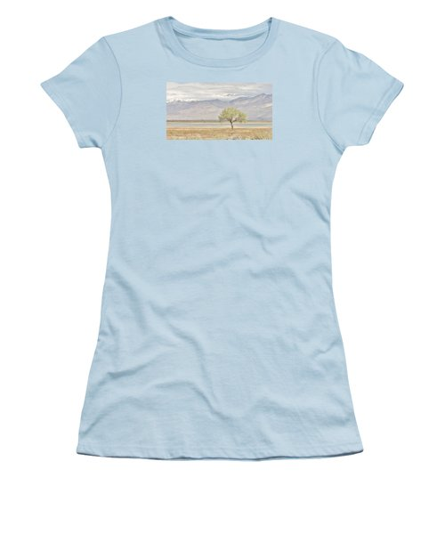 A Sweet Scene Women's T-Shirt (Athletic Fit)
