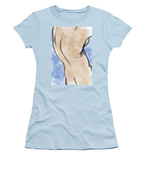 A Torso Women's T-Shirt (Athletic Fit)