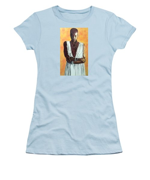 Abigail Women's T-Shirt (Junior Cut) by G Cuffia