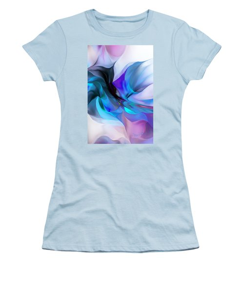 Abstract 012513 Women's T-Shirt (Athletic Fit)