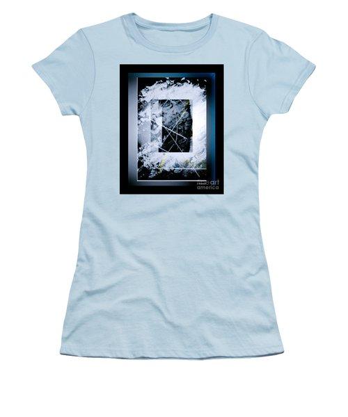 Abstract 1001-2016 Women's T-Shirt (Junior Cut) by John Krakora