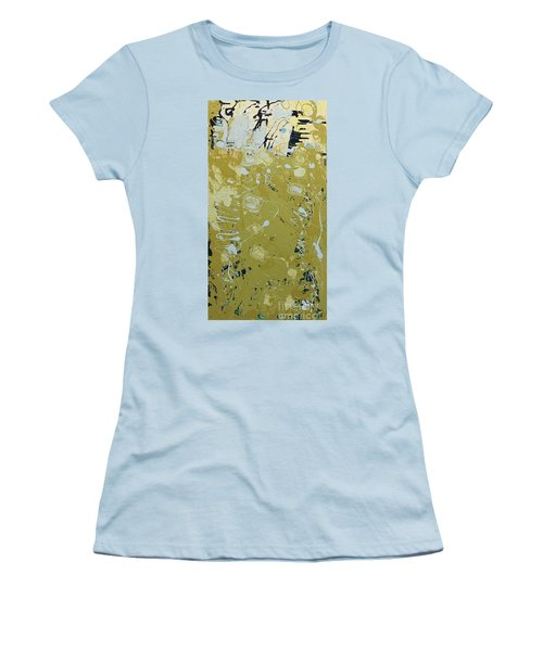 Abstract 1014 Women's T-Shirt (Junior Cut) by Gallery Messina